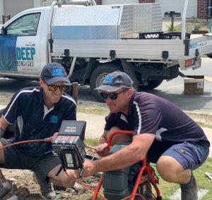 blocked drain plumbers gold coast