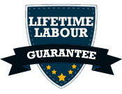 We offer a 7 year guarantee for your convenience and peace of mind
