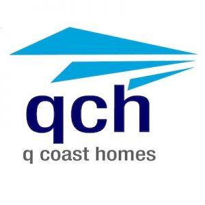 Q Coast homes Logo