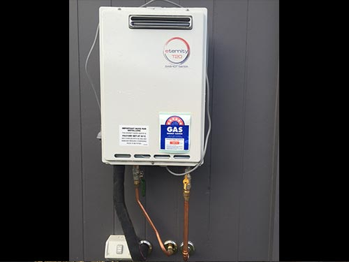 gas hot water system gold coast