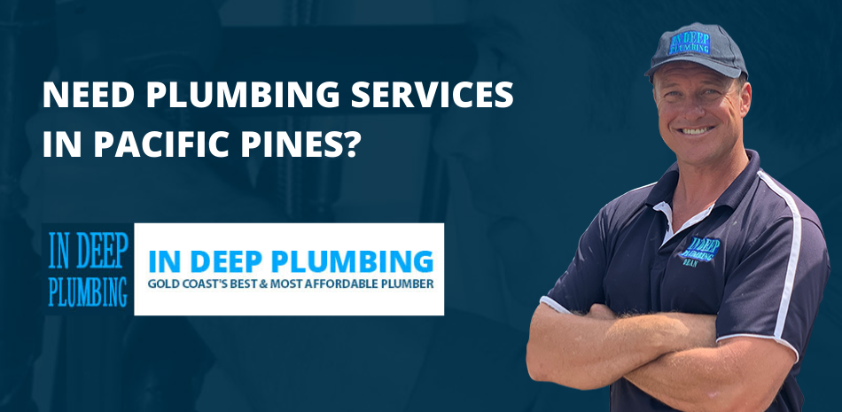 Pacific Pines Plumber Banner