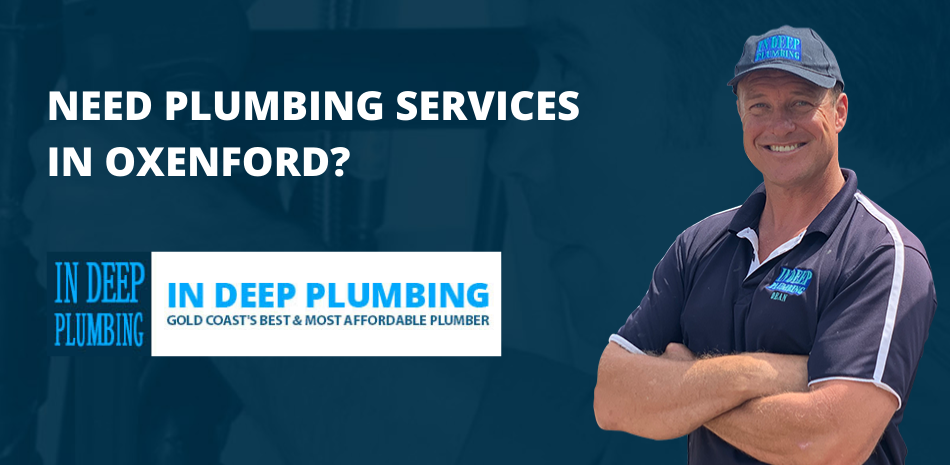 Oxenford Plumber Banner