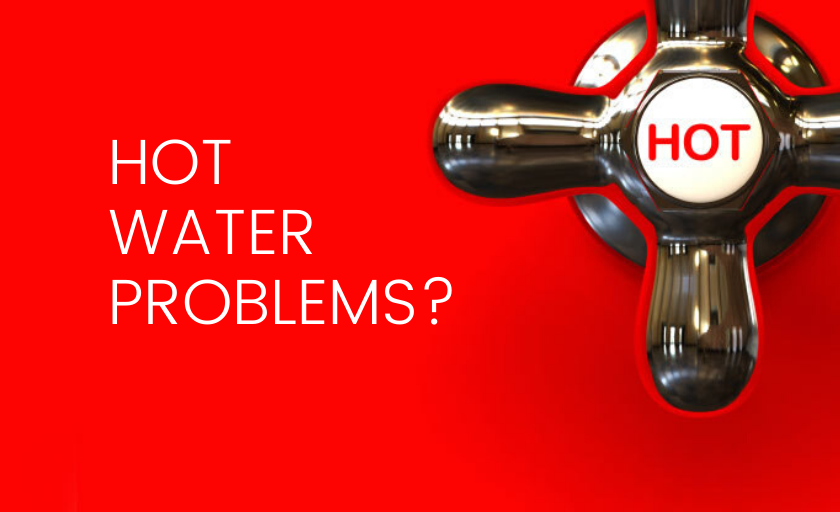 hot water problems