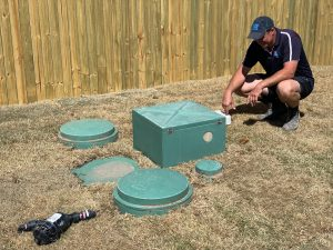 water tank installation gold coast