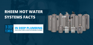 Rheem Hot Water Systems facts